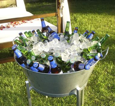 Champañera para bebidas