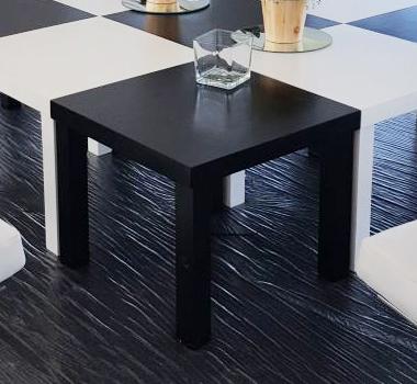 Mesa Baja Mini negra