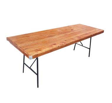 Mesa madera plegable 75