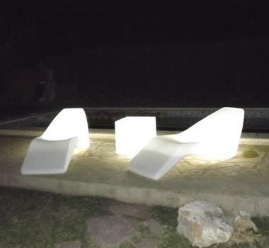 Tumbona luz