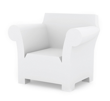 Sillón Bubble Blanco