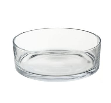 Cuenco cristal redondo bajo