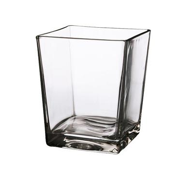 Cuenco cristal cónico