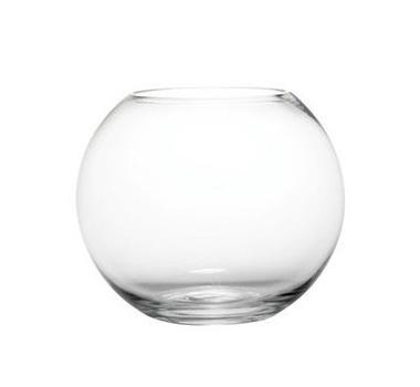 Cuenco cristal pecera